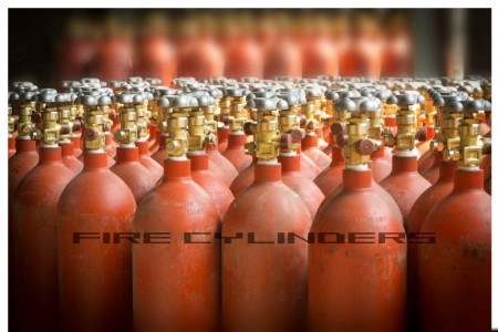 Fire Cylinders