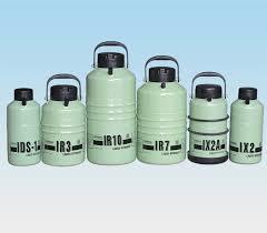 Liquid Nitrogen Cans